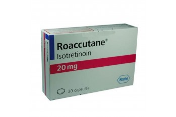 UK - ROACCUTANE (isotretinoin) 20MG X 30