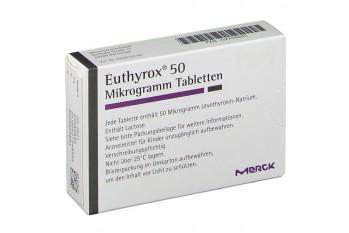 UK - T4 (50MCG / 30 TABS) - Euthyrox