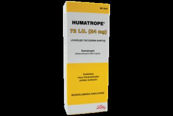 EU - HGH - HUMATROPE 72IU 24MG